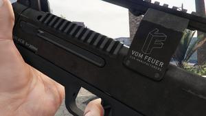Assault SMG GTAV Detail