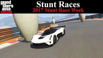 GTA Online Tracks - Stunt Races (2017 Stunt Race Week)