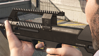Assault SMG-GTAV-Markings
