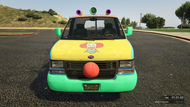 Clown Van GTAVe Front