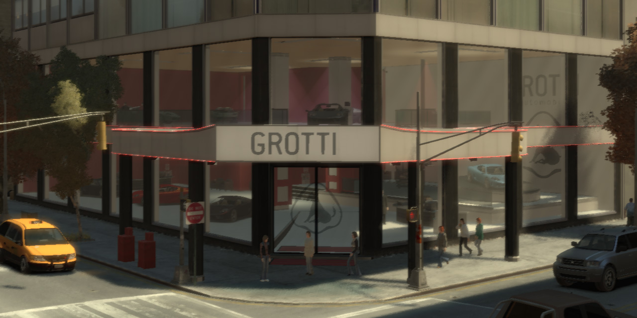 Lovely Gta 4 Car Showroom Mod - 1440pwallpaper