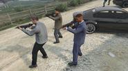 Rooftop Rumble-GTAO-Professionals at Destination