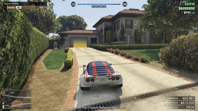 File:Vehicle Export Specialist GTAO Americano Way Screenshot.png