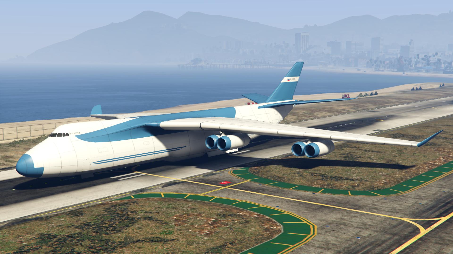 Cargo Plane Gta Wiki Fandom
