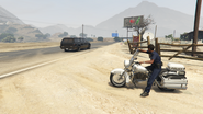 Chopper Tail-GTAO-Jernigan Gives Chase