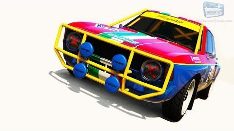 GTA Online SA Super Sport Series - Lampadati Michelli GT