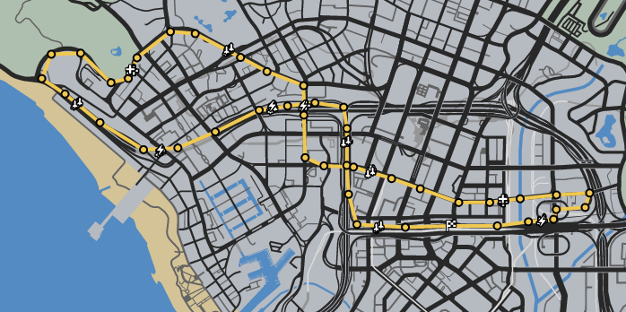 Rush Hour GTAO Verified Map
