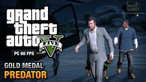 GTA 5 PC - Mission 50 - Predator Gold Medal Guide - 1080p 60fps