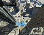 High Dive (Race) GTAO Diving Bottom