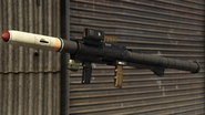 Homing Rocket Launcher GTAV
