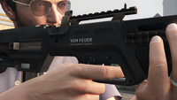 Advanced Rifle-GTAV-Markings