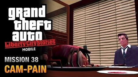 GTA Liberty City Stories Mobile - Mission 38 - Cam-Pain