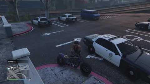 Stanier Police Cruiser Spawn