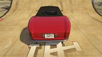 Stinger GTAVpc Rear