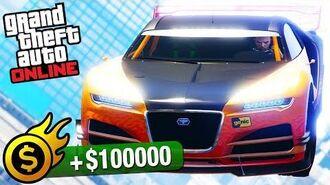 GTA Online Premium Race - Plummet II