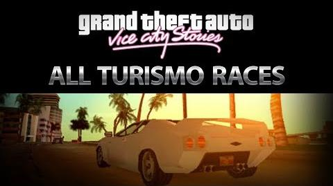 GTA Vice City Stories™ - All 9 Turismo Races