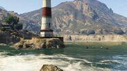 Sea Race El Gordo GTAV Start Point