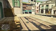 Spaceship Parts GTAVe 33 Backlot City Outdoor Set