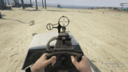 Technical GTAVe Gunner Interior