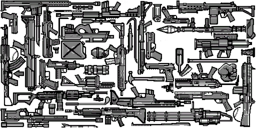 WeaponHUD-Texturesheet-GTAV