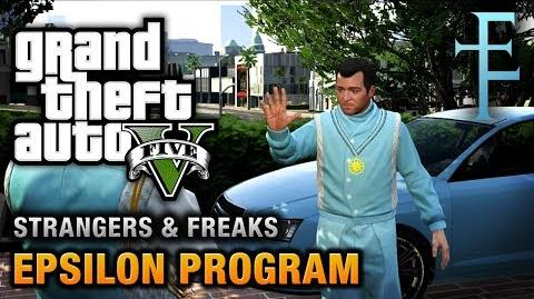 GTA 5 - Epsilon Program (Kifflom! Achievement Trophy)