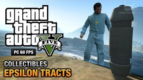 GTA 5 PC - Epsilon Tracts Location Guide