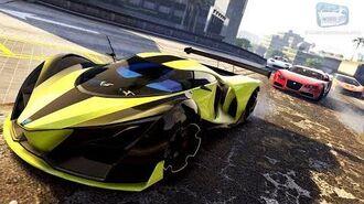 GTA Online Premium Race - Downtown Underground