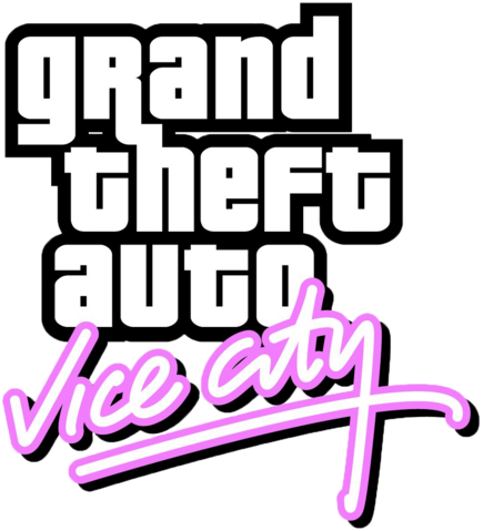 image - gta vice city logo transparent | gta wiki | fandom