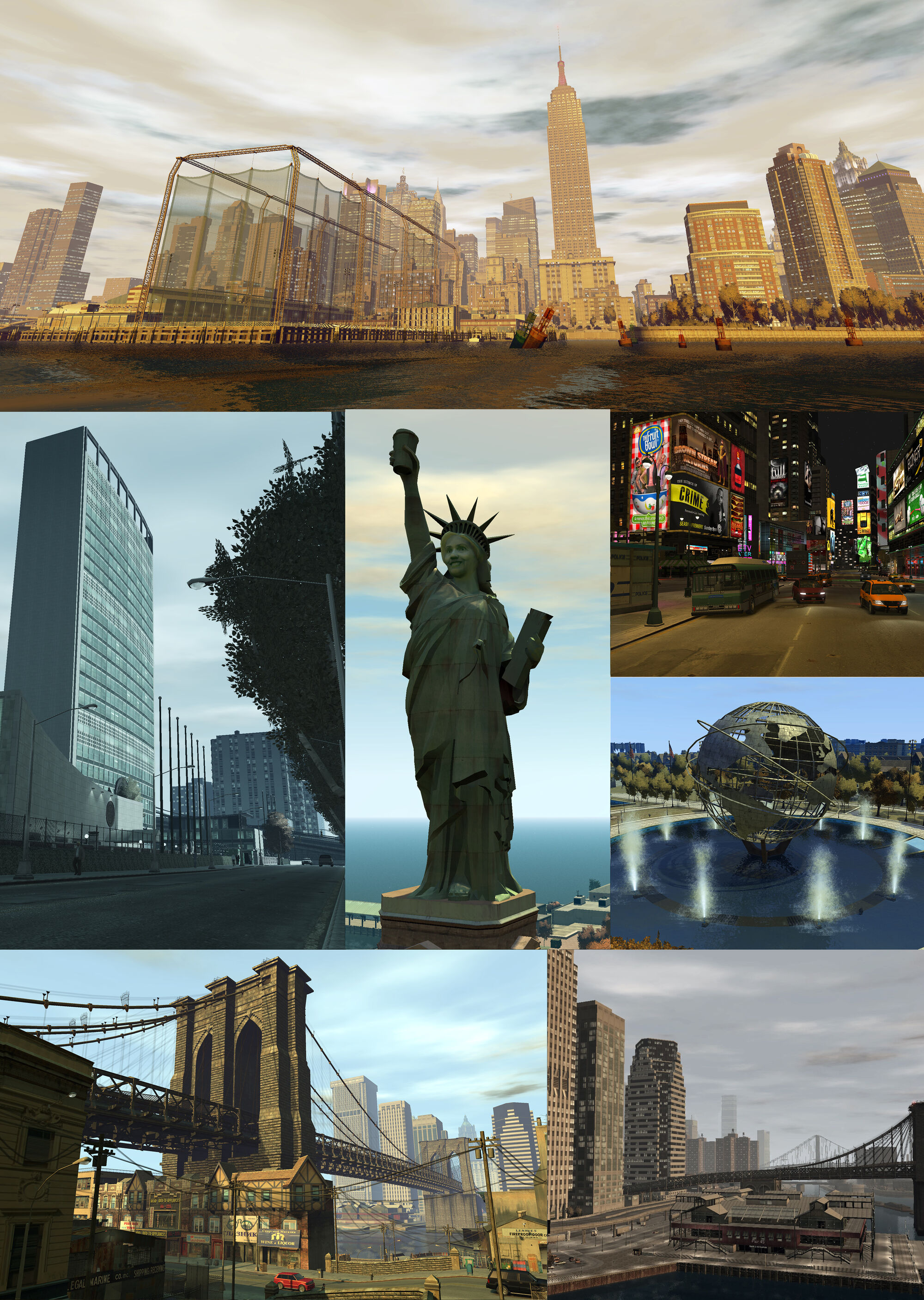 Liberty City | GTA Wiki | FANDOM powered by Wikia