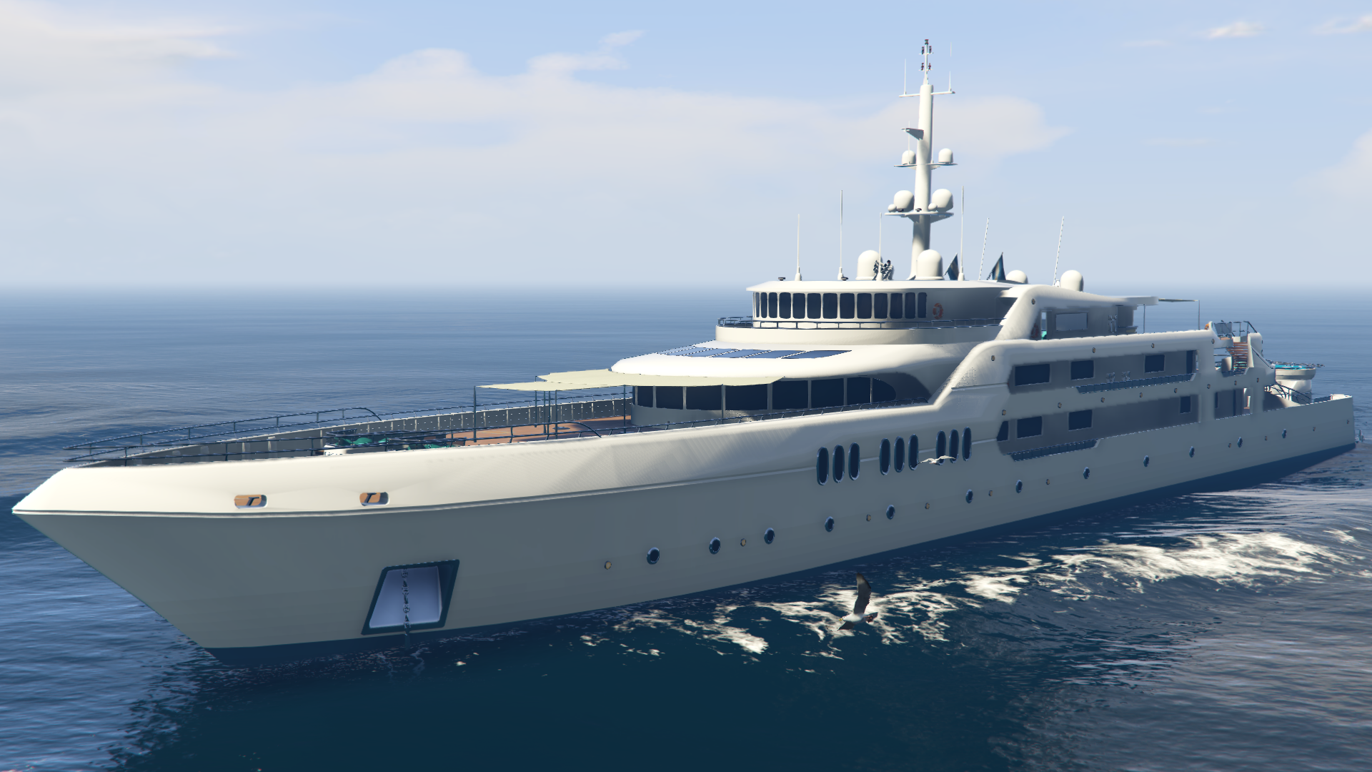 Galaxy Super Yacht | GTA Wiki | FANDOM powered by Wikia