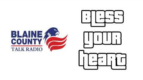 Bless Your Heart AUDIO