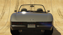 Coquette3Topless-GTAV-Rear