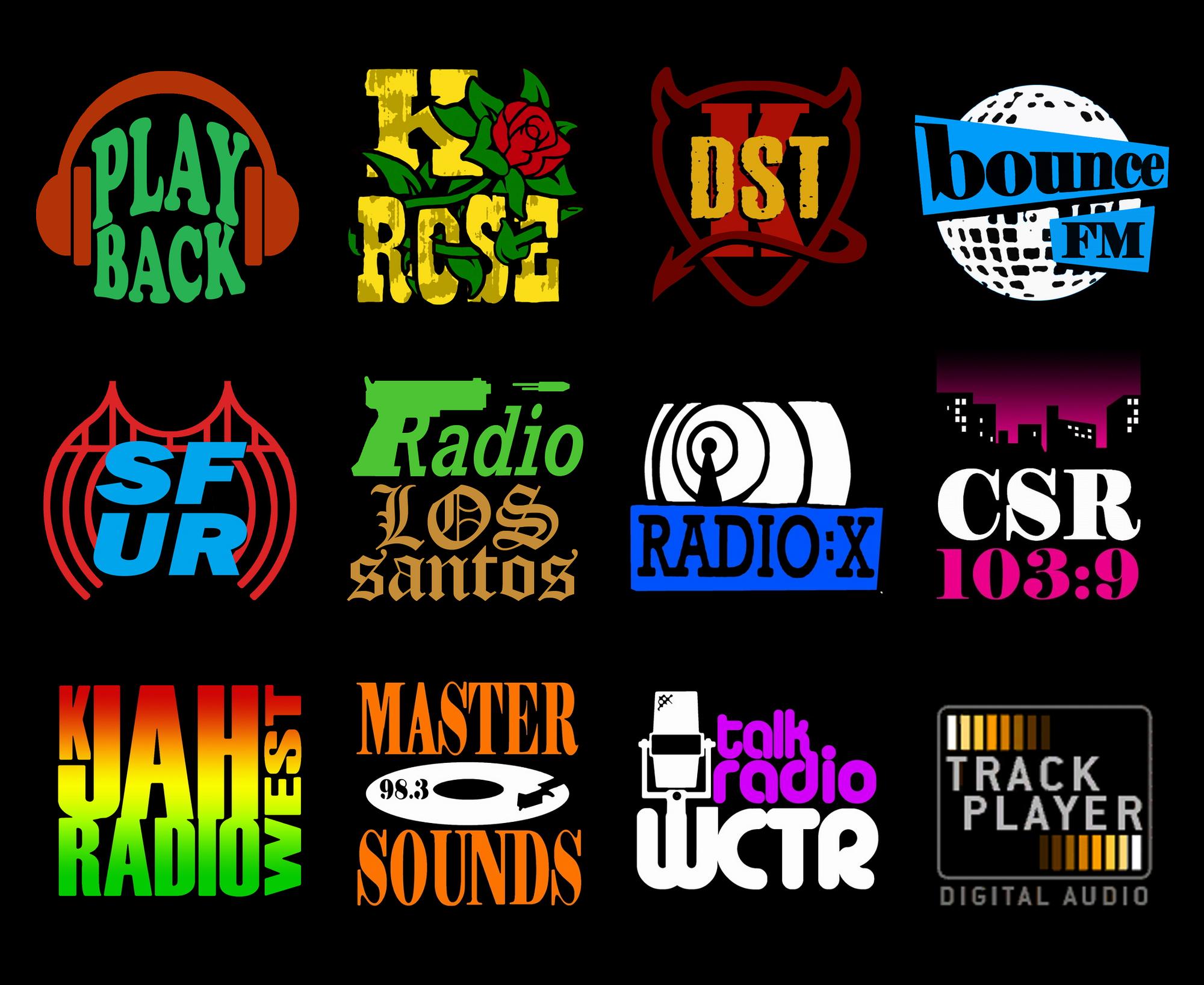 gta v rock radio all songs