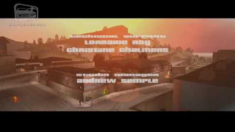 GTA 3 - End Credits (HD)