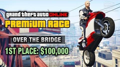 Stunt - Over the Bridge