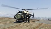 PoliceMaverick-GTAV-WantedLevel4Stars-Landing