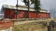 Donkey Punch Family Farm GTAV Main Building