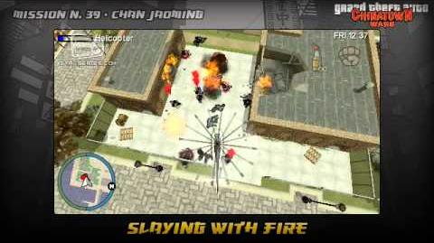 GTA Chinatown Wars - Walkthrough - Mission 39 - Slaying with Fire