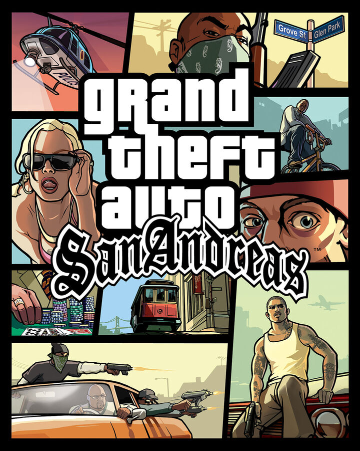 Grand Theft Auto San Andreas Gta Wiki Fandom