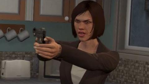 GTA V Trevor Kills Floyd And Debra