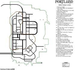 Portland Hidden Packages