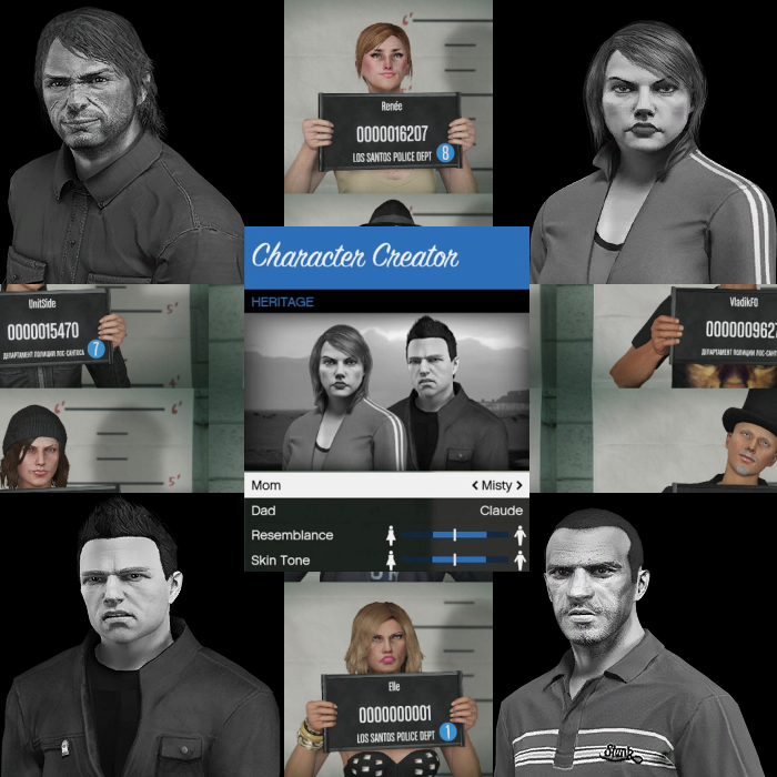 Grand Theft Auto Online Protagonist | GTA Wiki | FANDOM powered by Wikia