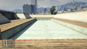 Spaceship Parts GTAVe 34 Burton Hotel Pool