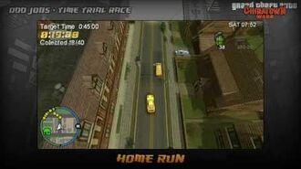GTA Chinatown Wars - Walkthrough - Time Trial Race - Home Run