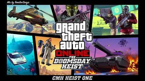 GTA Online The Doomsday Heist Original Score — CMH Heist One