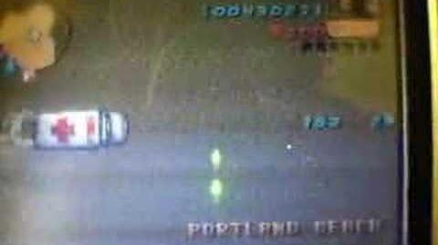 Invisible Car-boat glitch