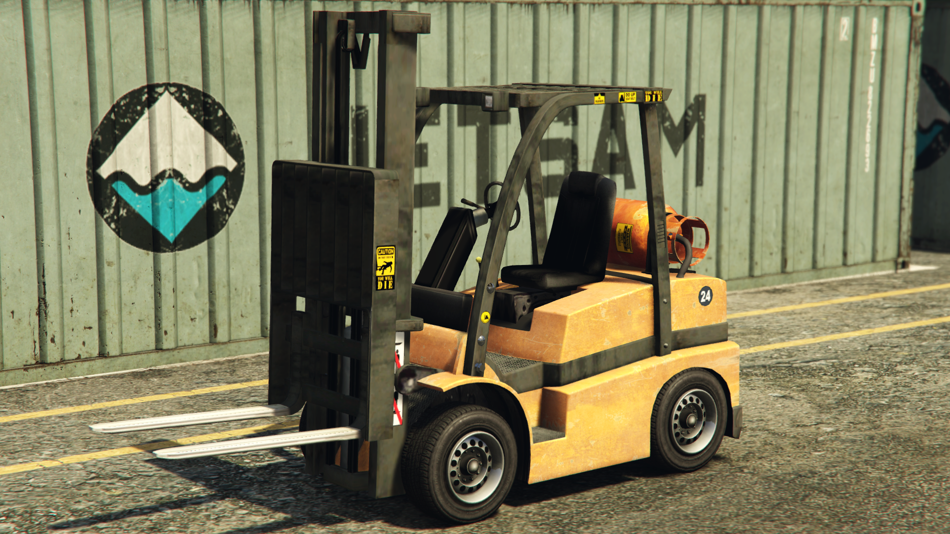 Forklift gta wiki fandom powered by wikia forklift xflitez Image collections