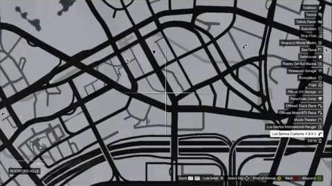 GTA V - Enus Super Diamond Location!