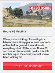 Facilities-GTAO-Route68