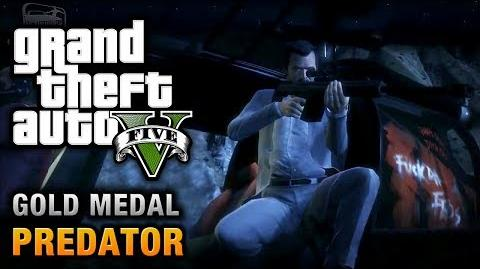 GTA 5 - Mission 50 - Predator 100% Gold Medal Walkthrough
